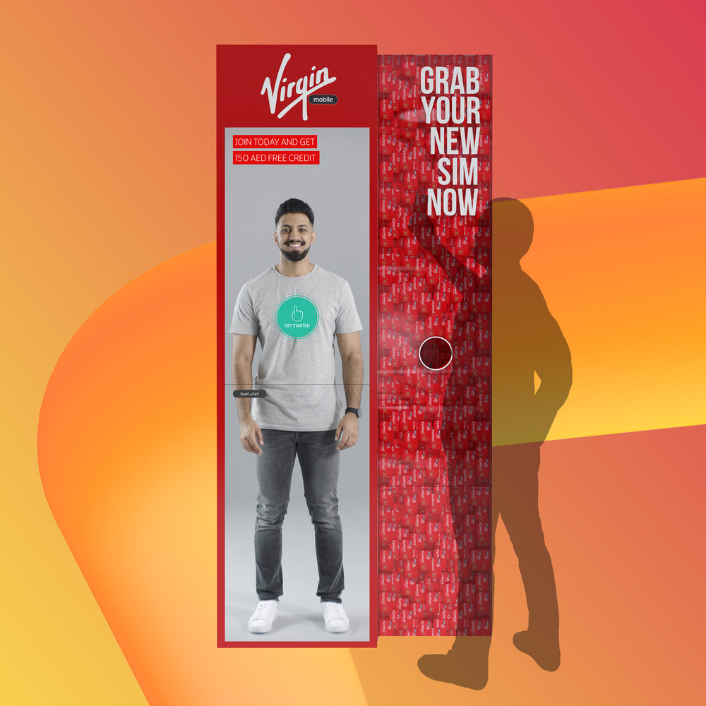 VIRGIN MOBILE - Guiding Luxury Shoppers to the Products They Want
