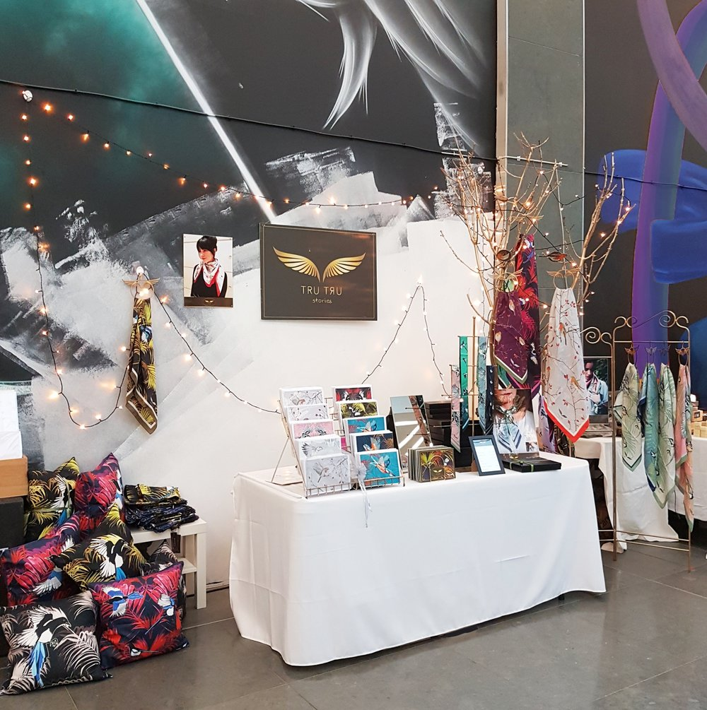 Dublin Flea Christmas Market - Point Village DublinDecember 13-16th 2018