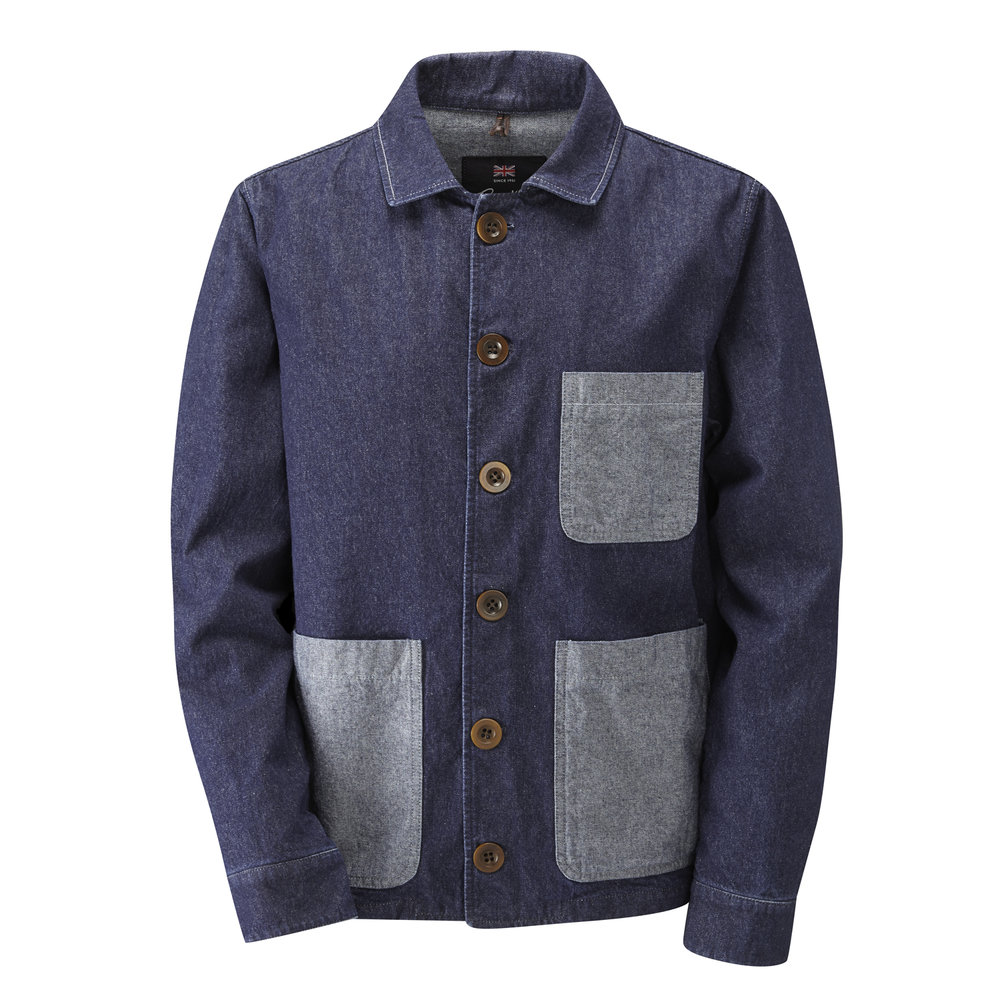Gloverall - Worker Jacket - £275 - www.gloverall.com.jpg