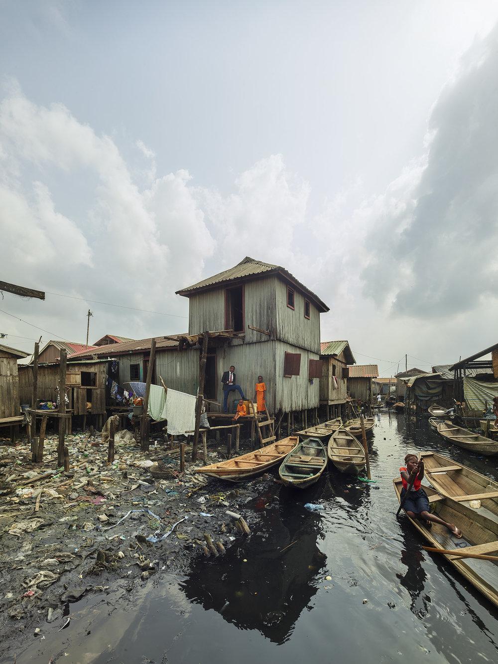 Happiness - Makoko
