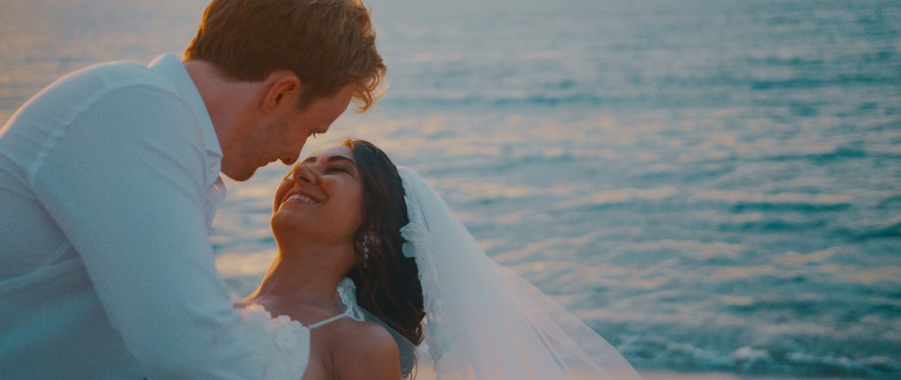 + £495 |Feature film - Relive your wedding with a feature film of around 20 minutes featuring the speeches and ceremony.