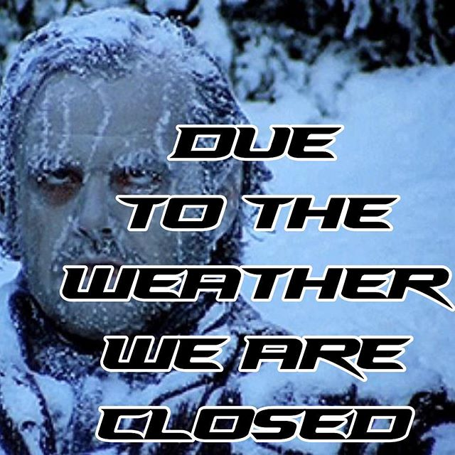 Classes are cancelled for Jan 28. Stay warm and off the roads to the best of your ability!
