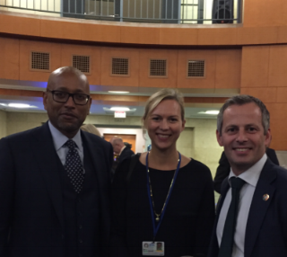 Ethiopis Tafara, IFC, CECILIA REPINSKI, STOCKHOLM GREEN DIGITAL FINANCE, MARCUS SVEDBERG, WORLD BANK.