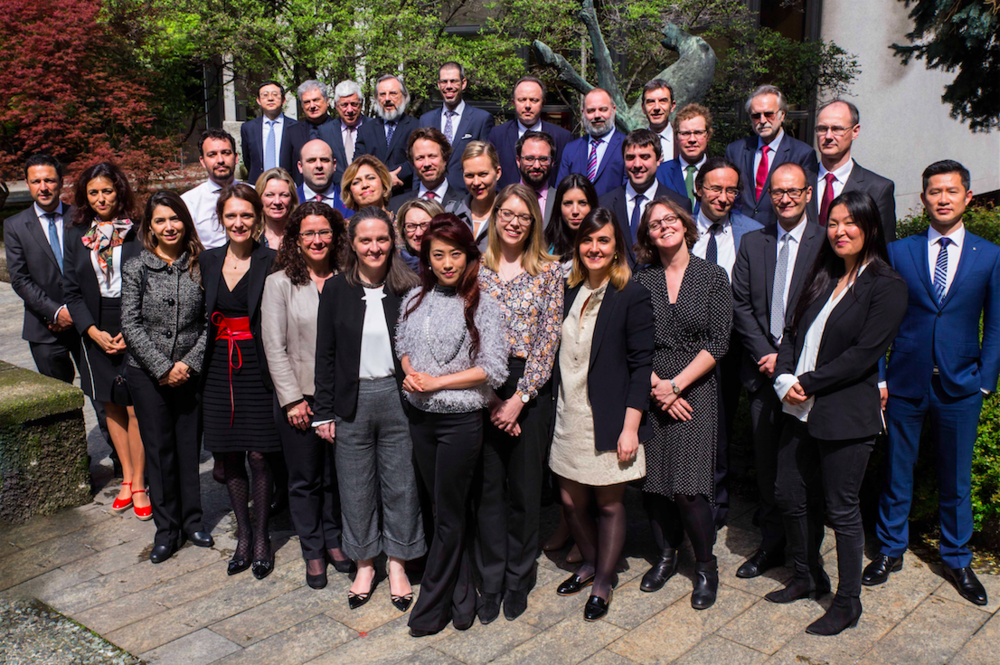 The financial centers for sustainability, inaugural meeting, milan 12-13 april, 2018