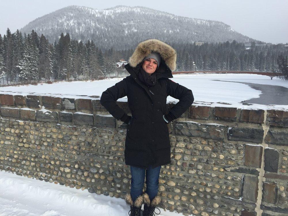 Katie Koslowsky - Banff, Canada