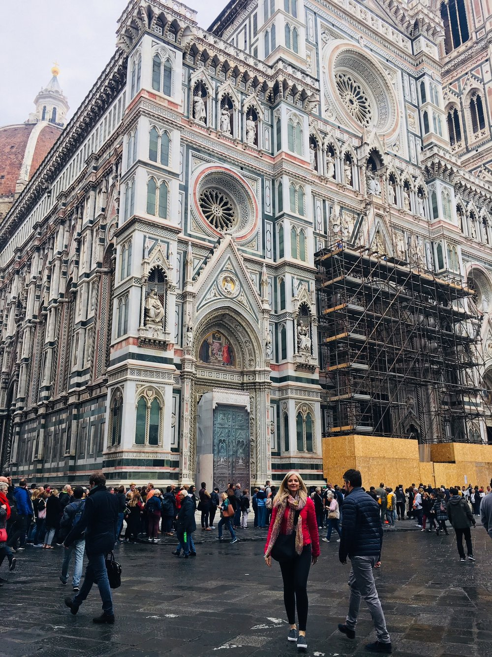 Florence's Piazza del Duomo