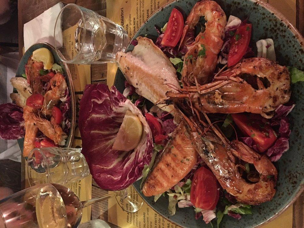Seafood at  Porto