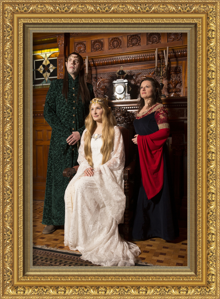 Galadriel Family Portraits