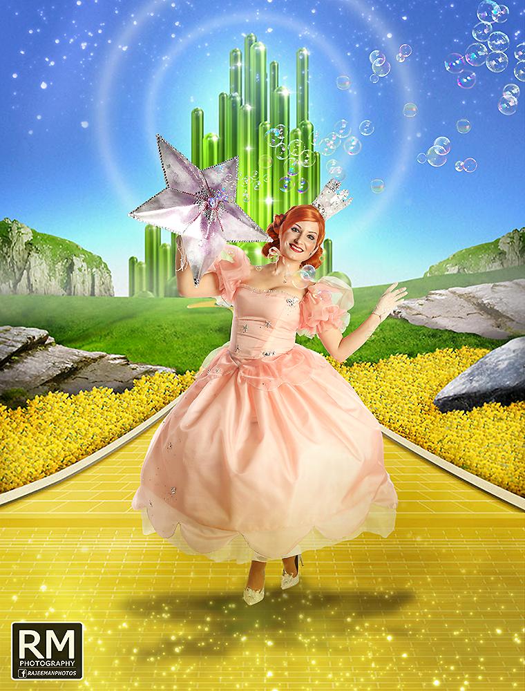 Vintage Glinda