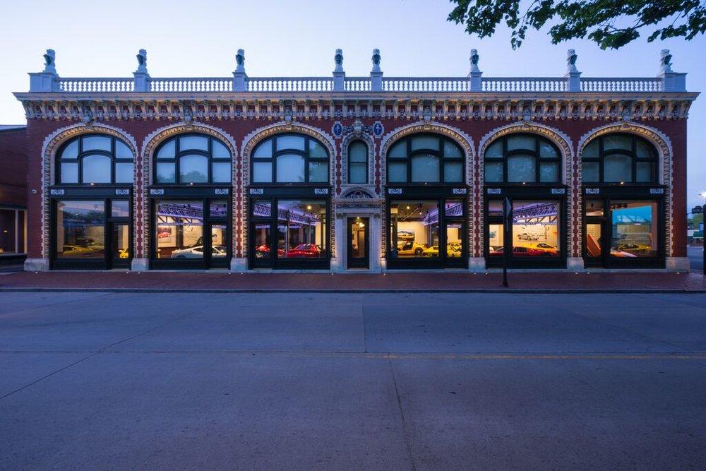 Audrain Auto Museum; Newport,RI