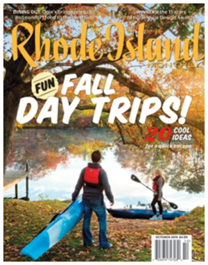 Rhode Island Monthly Oct 2015