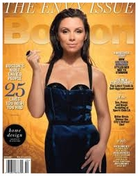 Boston Magazine  Oct 2008