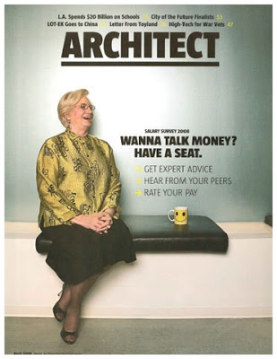 The Architect Journal May 2008
