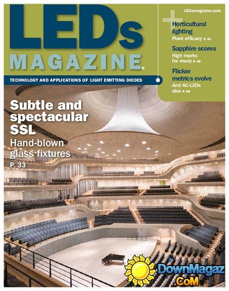 LEDs Magazine March 2008