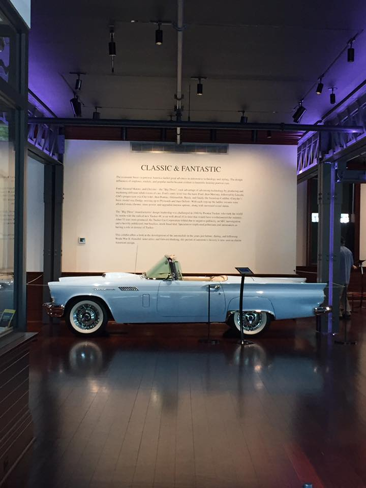 Audrain Auto Museum; Newport, RI