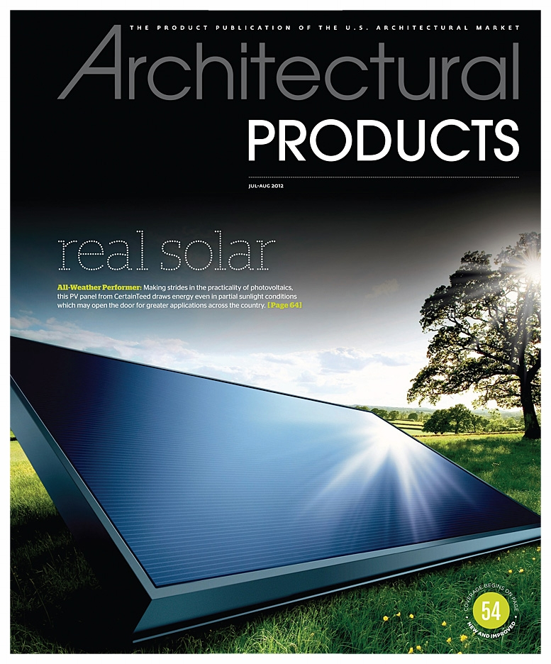 Architectural Products Aug 2012