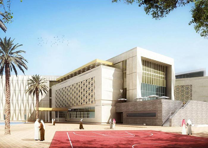 ACSF KUWAIT UNIVERSITY - Sabah Al-Salem University City