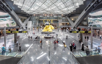 king hamad international airport - Doha, Qatar