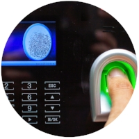 Advanced electronic access control products from card reader technology to biometrics.