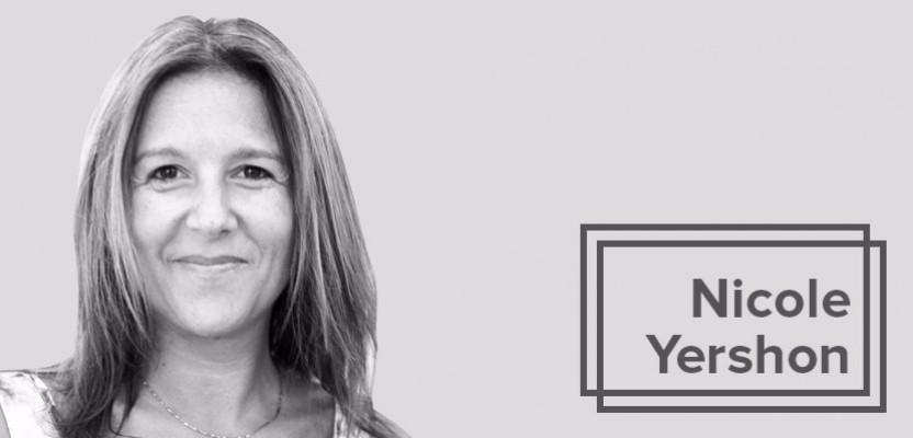 Nicole Yershon: intrapreneur,consultant, speaker, judge, mentor and connector.