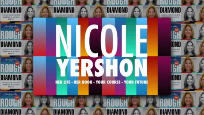Nicole's Rough Diamond ethos, taking in her book and course as well as a school, can help to kickstart change.
