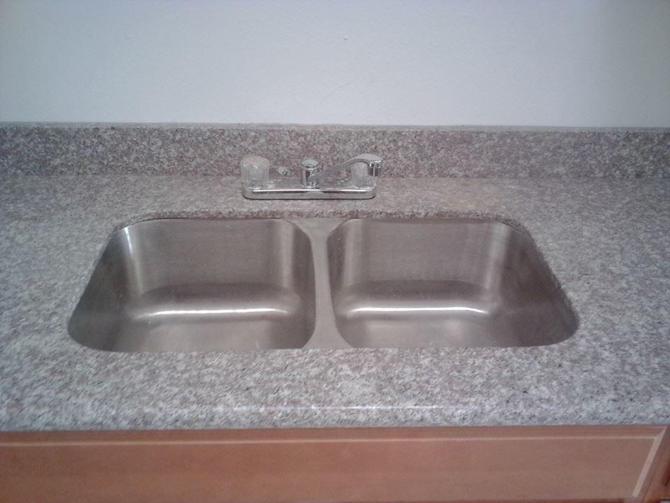 install sink under mount granet.jpg