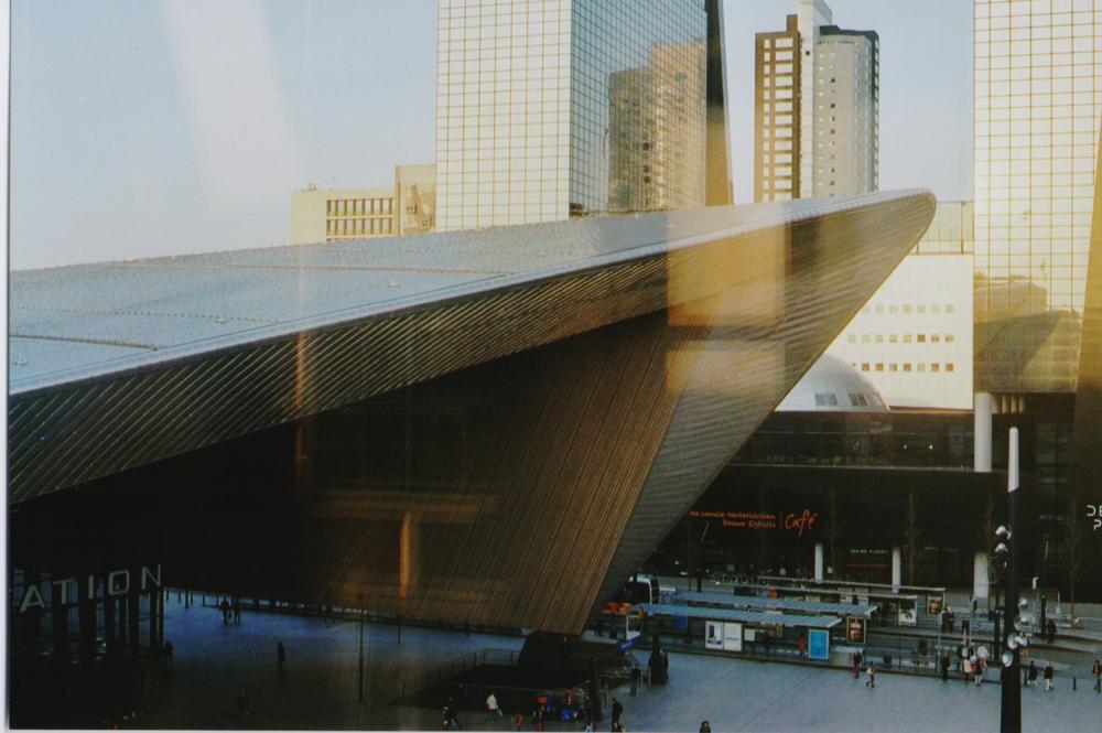 Rotterdam Centraal 2017 — 35mm