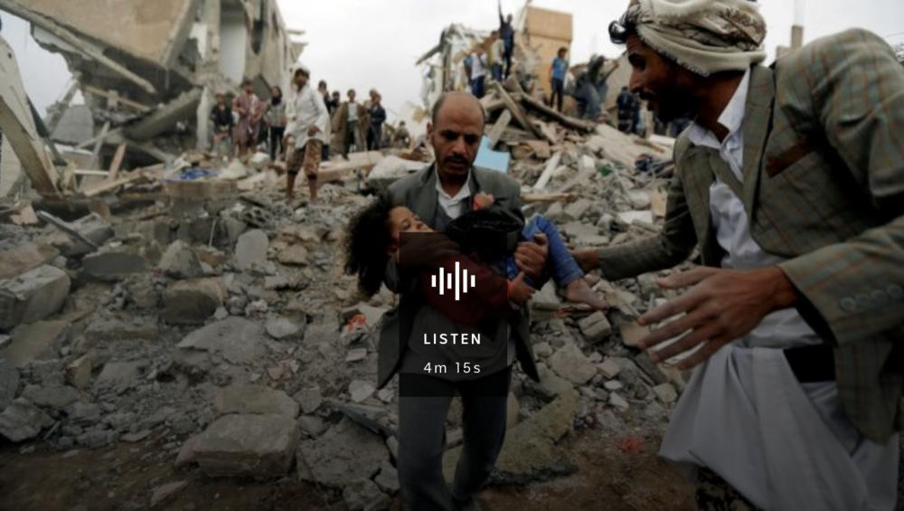 War-torn Yemen needs emergency aid -