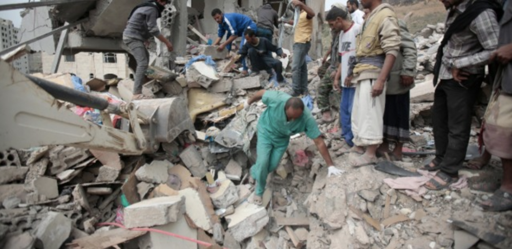 Chicago Doctors Return From Yemen, Report On Humanitarian Crisis -