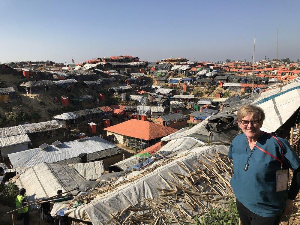 Bozeman doctor helps struggling Rohingya refugees -