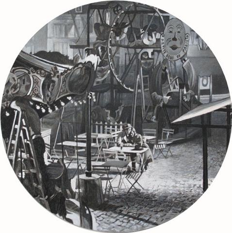 La petite roue de Paris