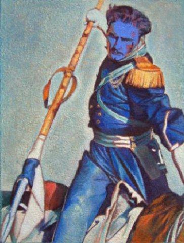 La charge de la brigade lègère
