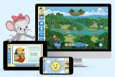 ABCmouse is Free at the library -