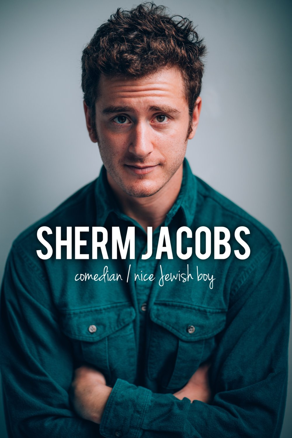 Sherm Jacobs Is A Comedian Living In Brooklyn He Has Performed At The Orlando Indie Comedy Fest And Tampa International Fringe Opened For