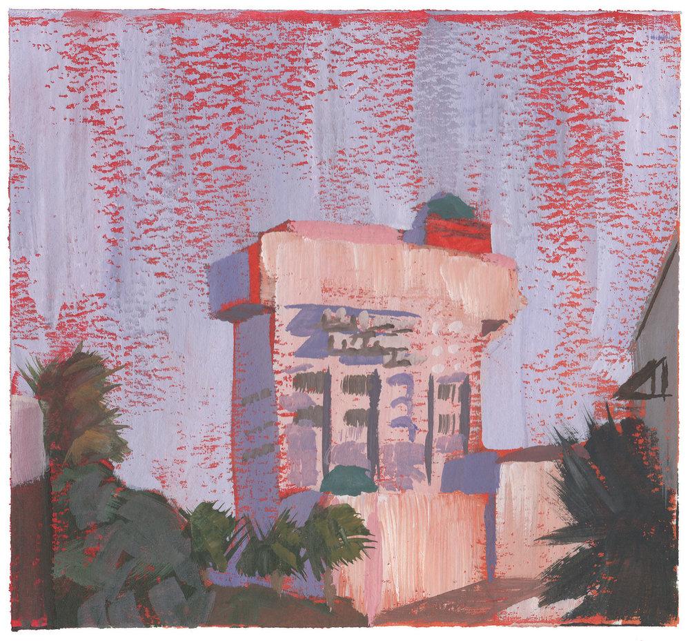Twilight Zone Tower of Terror, California Adventure Nic Gregory