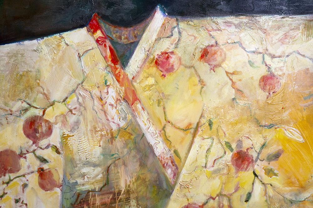Pat Regan - Pomegranate Kimono