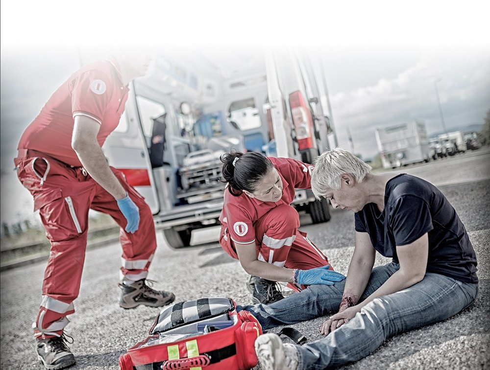 Lives on the line reliability   When speed is measured in heartbeats, know where your emergency medical personnel are right now so you can help them get where they need to be.  Utility helps EMS providers deliver better patient care, reduce costs and keep better track of assets.