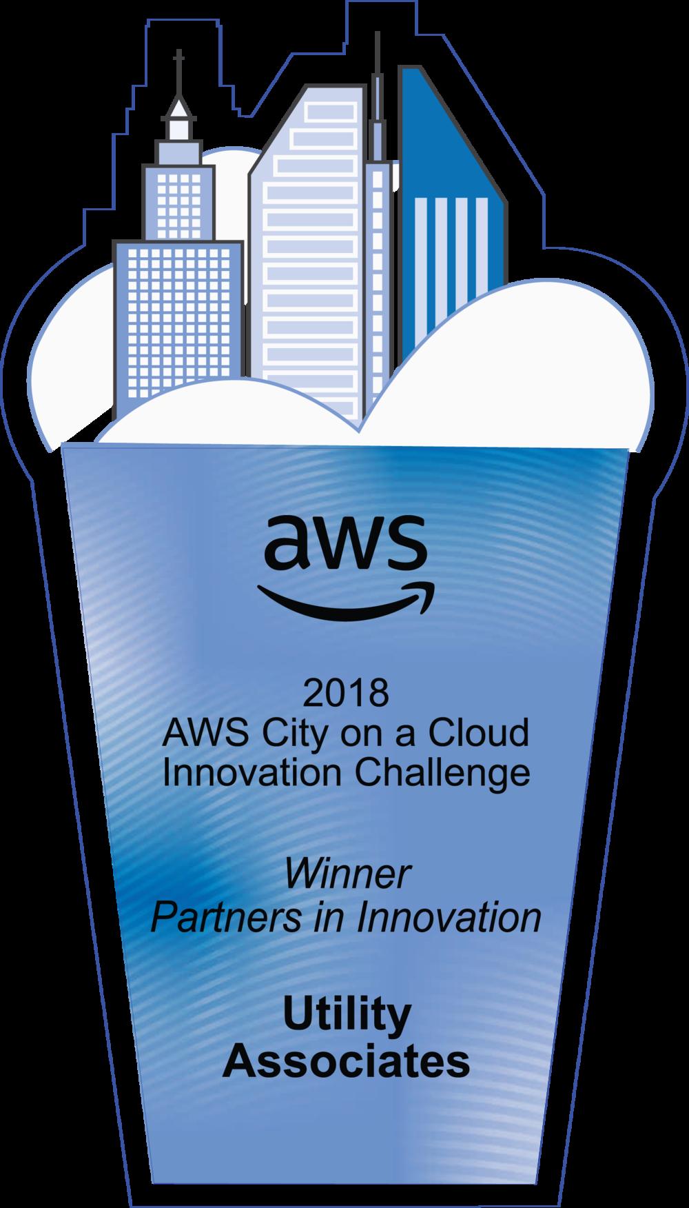 AWS City on Cloud award