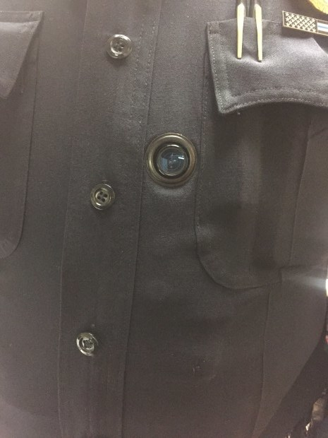 The Torrance Police Department has outfitted the majority of its officers with body-worn cameras by Utility Associates, Inc. and is in the process out outfitting 50 vehicles with in-car cameras. The department hopes to have the cameras fully operational within a few weeks, officials said. (Courtesy of Torrance Police Department)