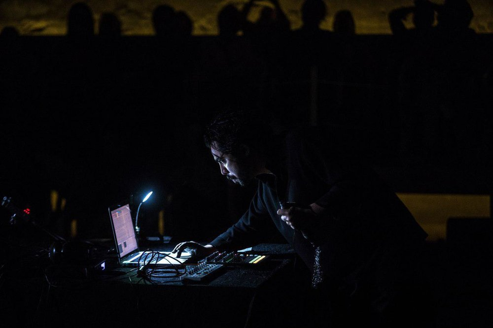 Iran artist puts spotlight on water shortage through music - Interview with Saeed Jalili for AljazeeraPhoto: Erfan Dadkhah