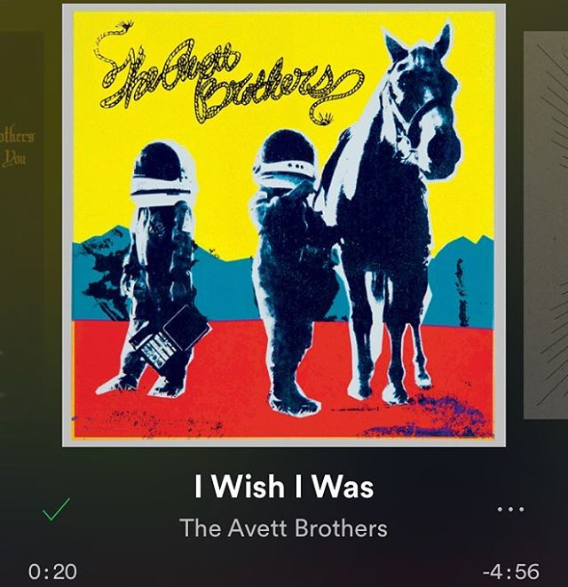 Shout out to @nurse.farmer + hubby friend on Good Music Monday @theavettbrothers #IWishIWas