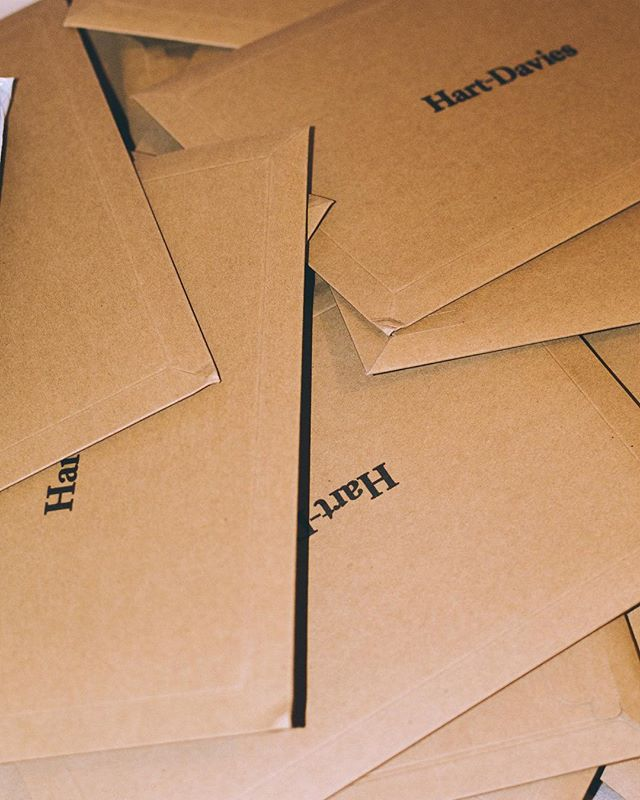 more orders going out tonight and tomorrow 📮