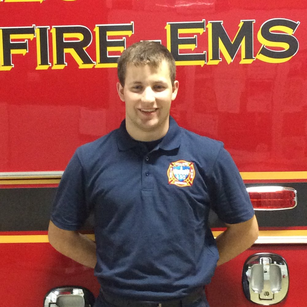 Josh Staats - Firefighter II, Advanced EMT- Paramedic Student