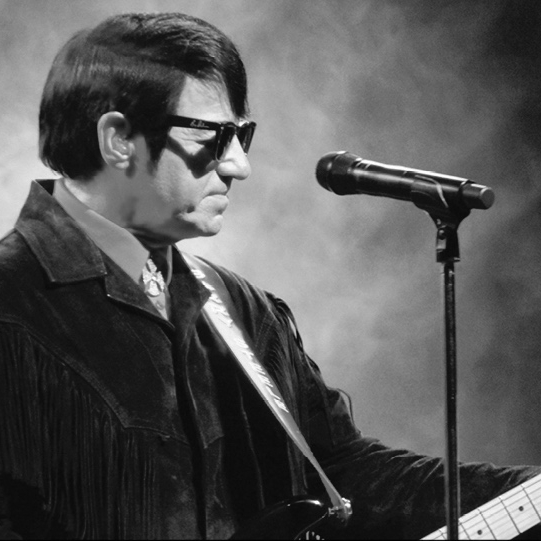 Berry Steel & The Roy Orbison Story