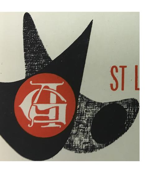 1960s STLAG logo