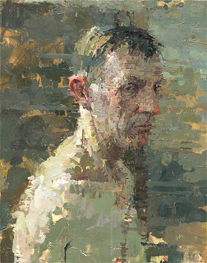 Ann Gale,  Robert , oil on canvas