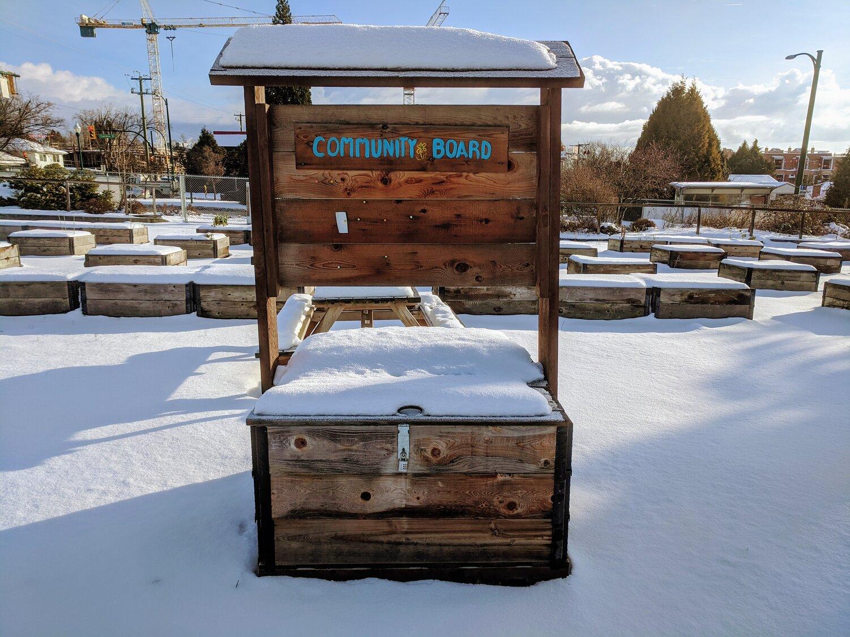 Registration Is Open For The 2020 Season Community Garden Builders