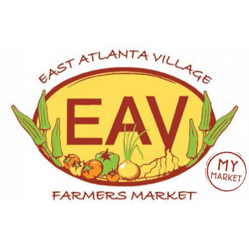 CFM:  East Atlanta Village Farmers Market    April – December  Thursdays 4 pm – 8 pm  572 Stokeswood Avenue  Contact: Samantha Gader  sam@cfmatl.org