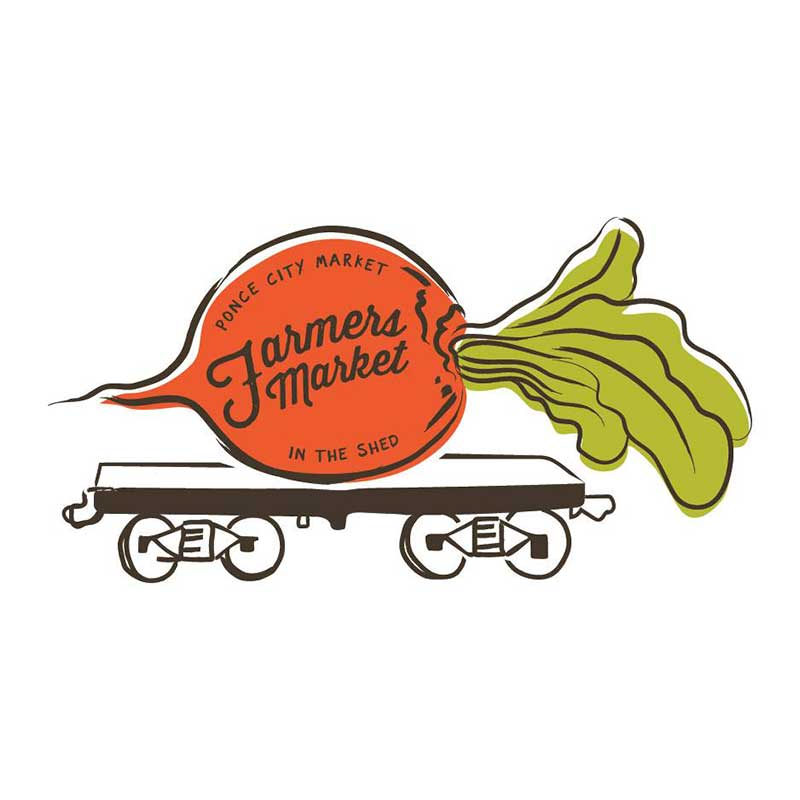 """CFM:     Ponce City Farmers Market    April – November  Tuesdays 4 pm – 8 pm  Under """"the shed"""" on the Beltline outside of Ponce City Market  Contact: Daniel Mobley  daniel@cfmatl.org"""