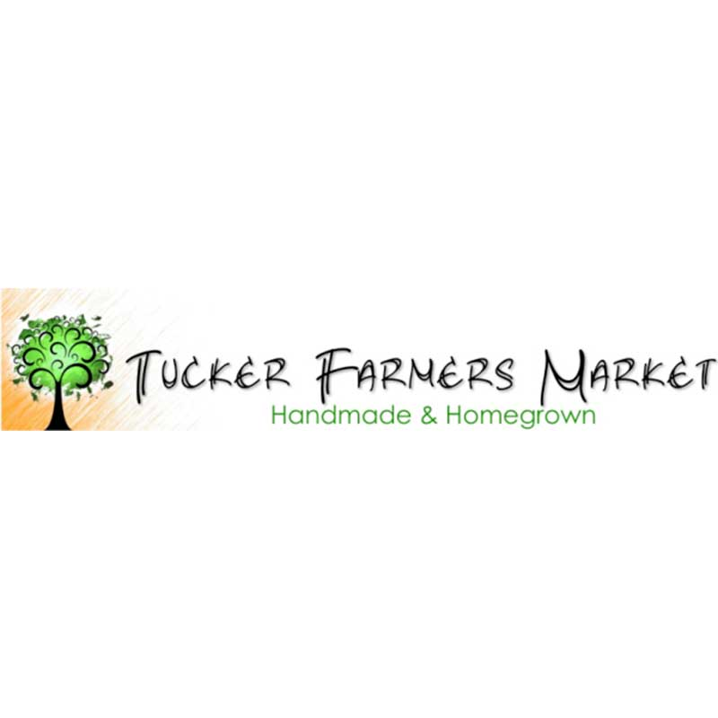 Tucker Farmers Market    April – December  Thursdays 4 pm – 8 pm  November and December, 4 pm - 7pm!  2333 Main St., Tucker, GA 30084  Contact: Nancy Qarmout  tuckerfarmersmarket@gmail.com